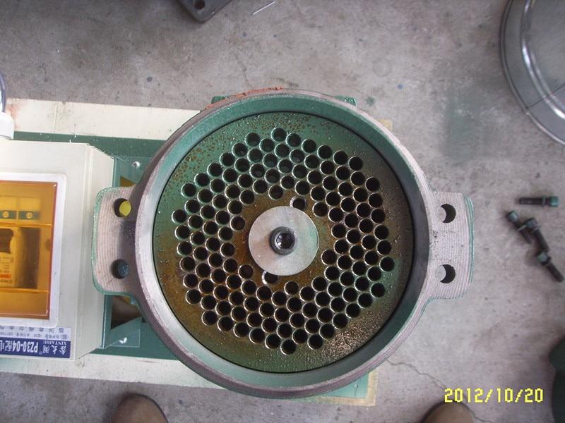 3mm die  of KL120B series feed pellet machine3mm die  of KL120B series feed pellet machine