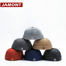 [JAMONT] 2018 Autumn Winter Hats Skullcap Men Women Beanies Hat Hip-hop Cap Portable Hat Casquette Mix and Match Style