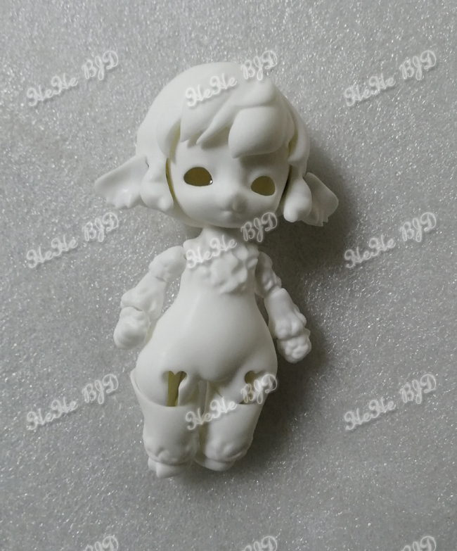 Palm dolls 1 12 bjd little Sheep baby dolls boy girl pet bjd toys free shipping