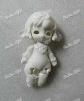 Palm dolls 1/12 bjd little Sheep baby dolls boy girl pet bjd toys free shipping
