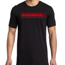 RUDIMENTAL T-SHIRT | Dance | Music | Drum and Bass New T Shirts Funny Tops Tee New Unisex Funny Tops rudimental bournemouth