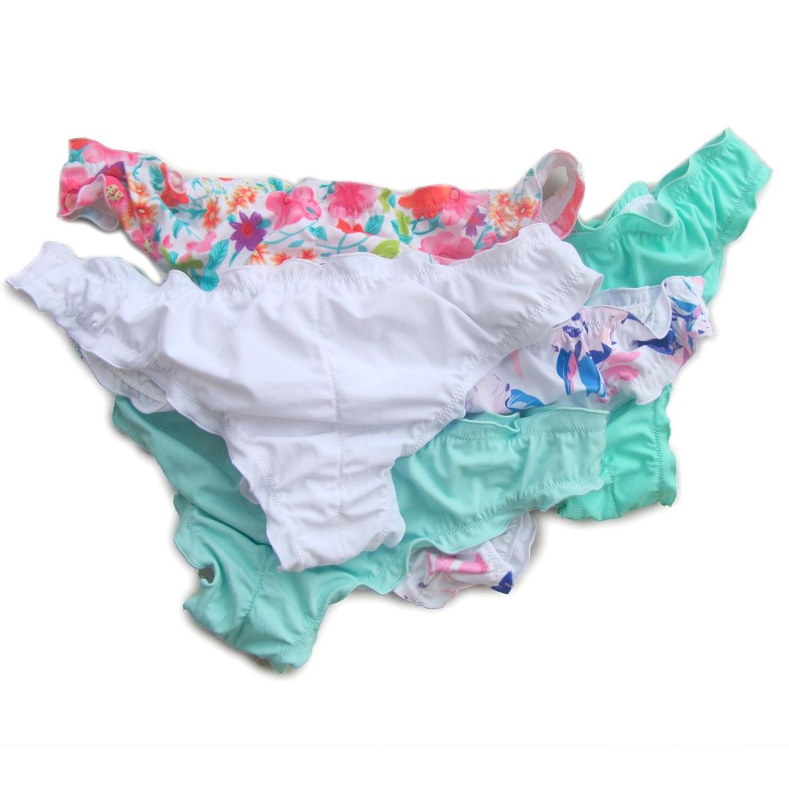 Bikini bottom 2017 Biquini Bikiny bikini swimwear bikini bottom swimsuit bow brand swim suit women United States Brazil cheeky roth veronica divergent 3 allegiant film tie in