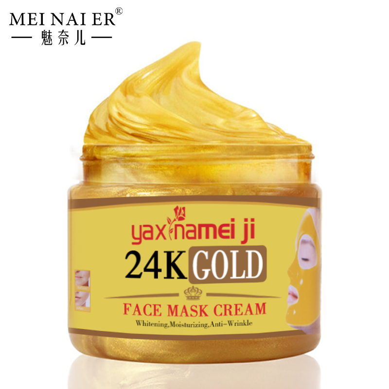 24k gold facial mask essence face mask crystal masks repair dry skin whitening Peel Off Black Head Meinaier Mud Facial Mask face care diy homemade fruit vegetable crystal collagen powder beauty facial mask maker machine for skin whitening hydrating us