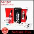 New  KangerTech Subtank Plus V2 Atomizer kbox black sliver subtank coil trustfire 18650 battery trustfire charger