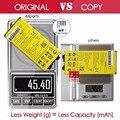 Allparts 100% probado 2700 mah li-ion batería del teléfono móvil para lg g5 bl-42d1f extra extended h868 h860 h850 piezas de repuesto
