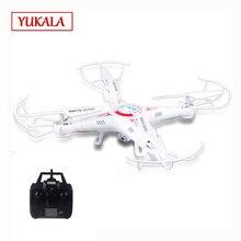 Versão atualizada do X5C-1 HD camcorder 6-eixo giroscópio FPV RC quadcopter drone helicóptero 2.4g alta- freqüência de veículos