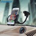 Escritorio car dashboard del parabrisas universal del teléfono móvil soporte del sostenedor del montaje accesorios para iphone 6 6 s 5S xiaomi redmi note 3 2