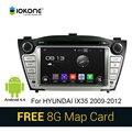 WI-FI Android 4.4 Автомобильный DVD Видеоплеер Стерео Для Hyundai IX35 Tucson 2009 2010 2011 2012 с SD карты GPS Радио Bluetooth CANBUS