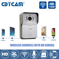 New IP doorbell camera eye HD 720P Wireless Doorbell WiFi Via Android Phone Control video peephole door wifi camera suppor 64GB