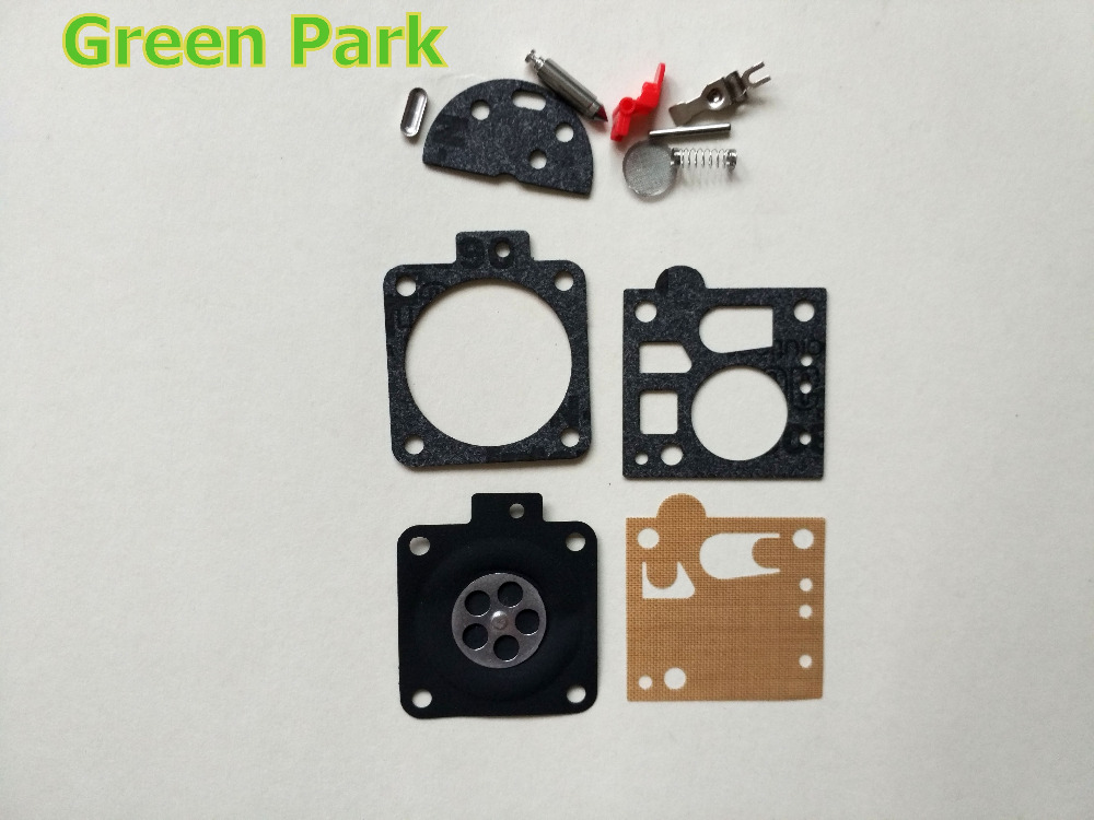 BING 48 Carburetor Carb Repair Gasket Kit for STIHL MS380 MS381 038 AND SOME 066 064 Chain saw spare parts #1119 007 1062 690115 carburetor carb replacement gasket accessories set kit replacement fit for 690111