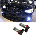 Details about  2x H11  Q5 5W LED Car Fog Light Bulbs White FOR BMW E71 X6 M E70 X5 E83 F25 X31 1 SERIES E87 Z4 E90 325 328 335i