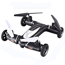 4.5CH 2.4G Air-Road RC Drone Car 2 in 1 Flying Car