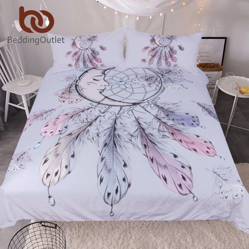 White Detailed Bedding Queen