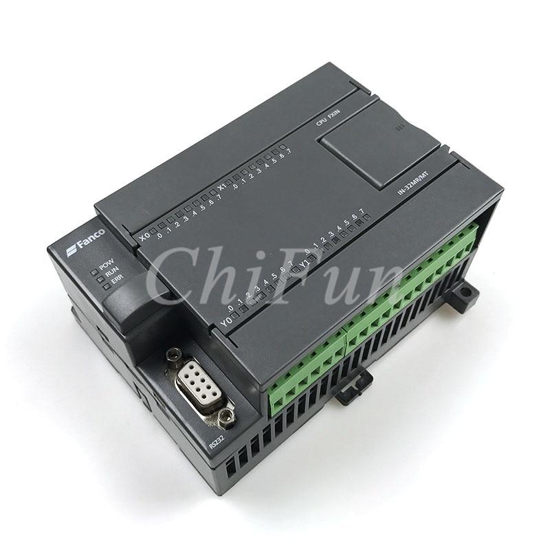 PLC industrial control board FX1N 32MT 4 way 100K pulse output