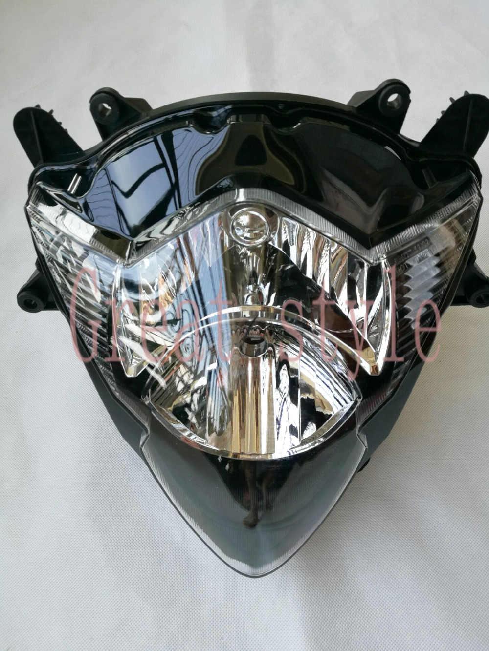 Новый Для Suzuki GSX-R1000 GSXR1000 GSXR 1000 2005 2006 05 06 K5 moto мотоциклетная фара Заменить фары освещение лампы прозрачное стекло