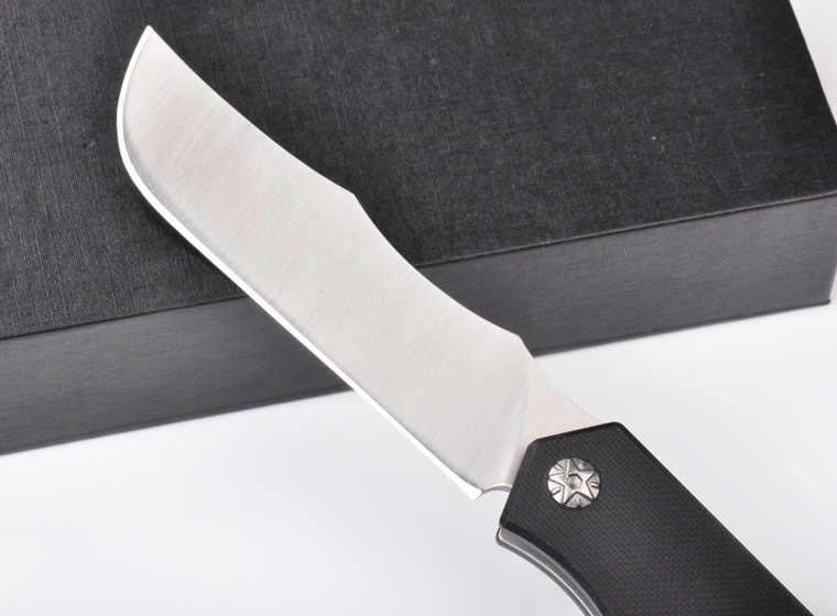 Высокое качество 9CR18MOV лезвие G10 Ручка Бритвы складной нож кемпинг на открытом воздухе Выживание Утилита Тактические карманные EDC ножи