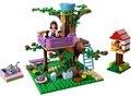 10158 BELA Девушки Друзья Оливии Tree House Строительные Блоки 191 шт./компл. Собрать Кирпичи игрушки Совместимость Legoe друзей