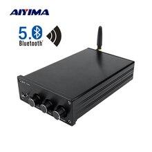 AIYIMA TPA3255 Bluetooth 5.0 amplificateurs de Subwoofer 150Wx2 + 325W 2.1 amplificateur de puissance numérique haut parleur ampli maison son Amplificador