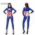 DJGRSTER Woman Superhero Adult Costume Fancy Top+Pant+Belt Outfit Halloween Super Girl Superwoman Costume For Halloween Costumes
