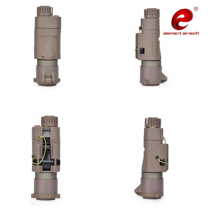 laer luz m3x caca lampada arma luz peq15 05