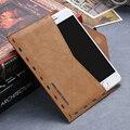 Floveme envelope bolsa wallet case para samsung galaxy s6 s6edge universal s7 a5 telefone bag case para iphone 7 7 plus 6 s 6 mais 5S