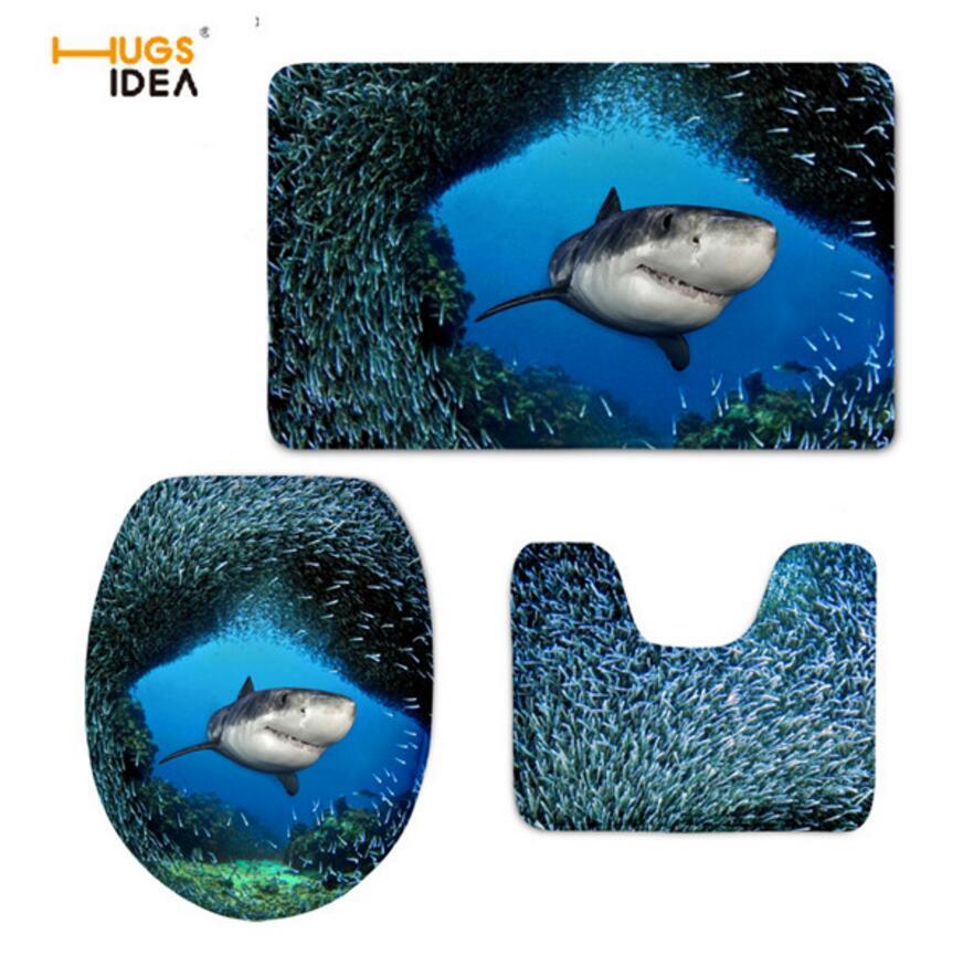 Aliexpress Com Buy Hugsidea Funny 3d Shark Dolphins
