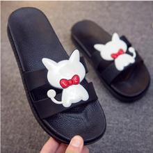 ; коллекция года; детская обувь; тапочки для девочек; летняя резиновая обувь для мальчиков; модные детские тапочки; Детская домашняя обувь; 11