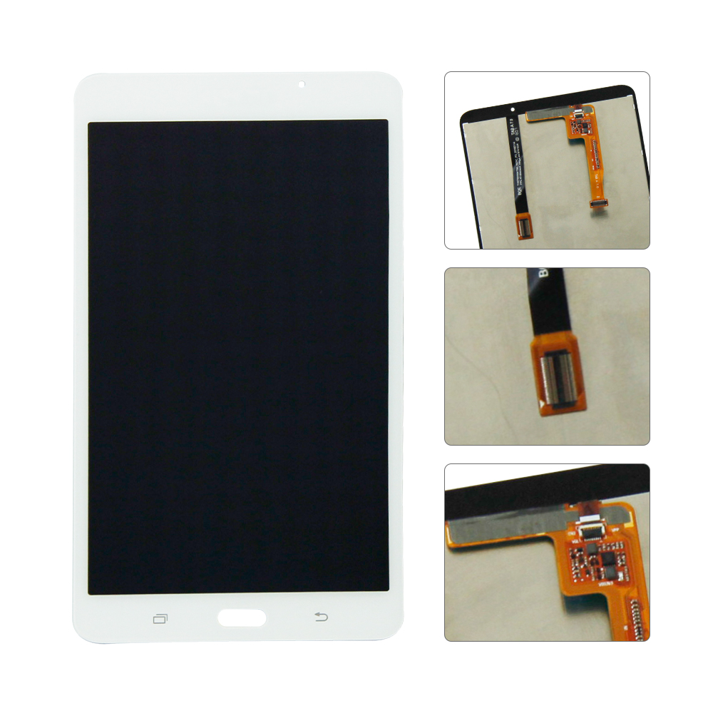For Samsung Galaxy Tab A 7.0 (2016) SM-T280 T280 LCD Display Touch Screen Digitizer Panel Assembly