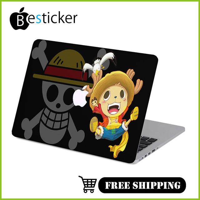 one tony chopper laptop decal for macbook air pro