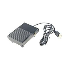 USB Foot Switch 1 Bit USB Game Pedal