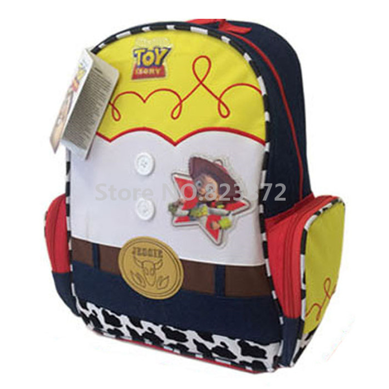 cd65390f787 Cute Cartoon Toy Story Jessie Children Backpack Kids Schoolbag Rucksacks  Elementary School Backpacks School Bags for Girls