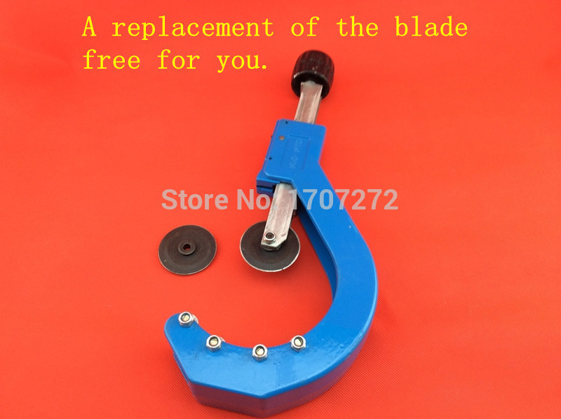 купить Free Shipping DN 50-110mm PVC pipe cutters, trunking dual-purpose scissors,attach a knife,also for PPR pipe, composite pipe недорого