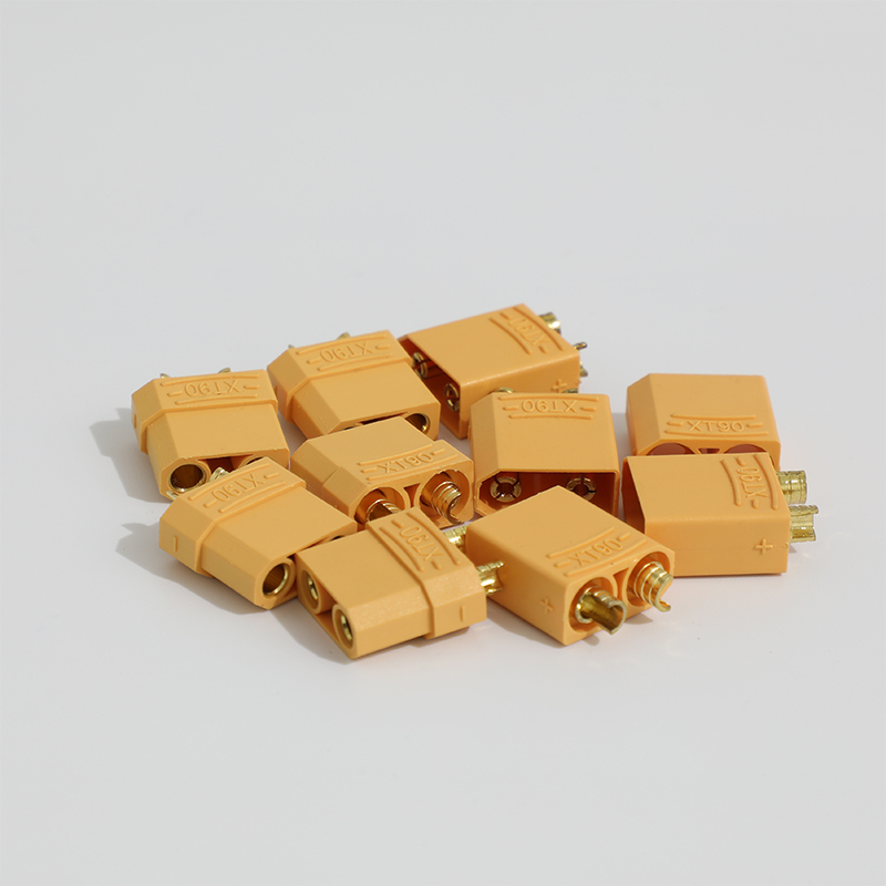 2 Pairs Above XT90 Male Female Bullet Connector Update Plug For Battery Connector RC Gold Plated Banana (5 Pair) 5 5mm bullet banana connect plug with connectors for rc battery golden 20 pair