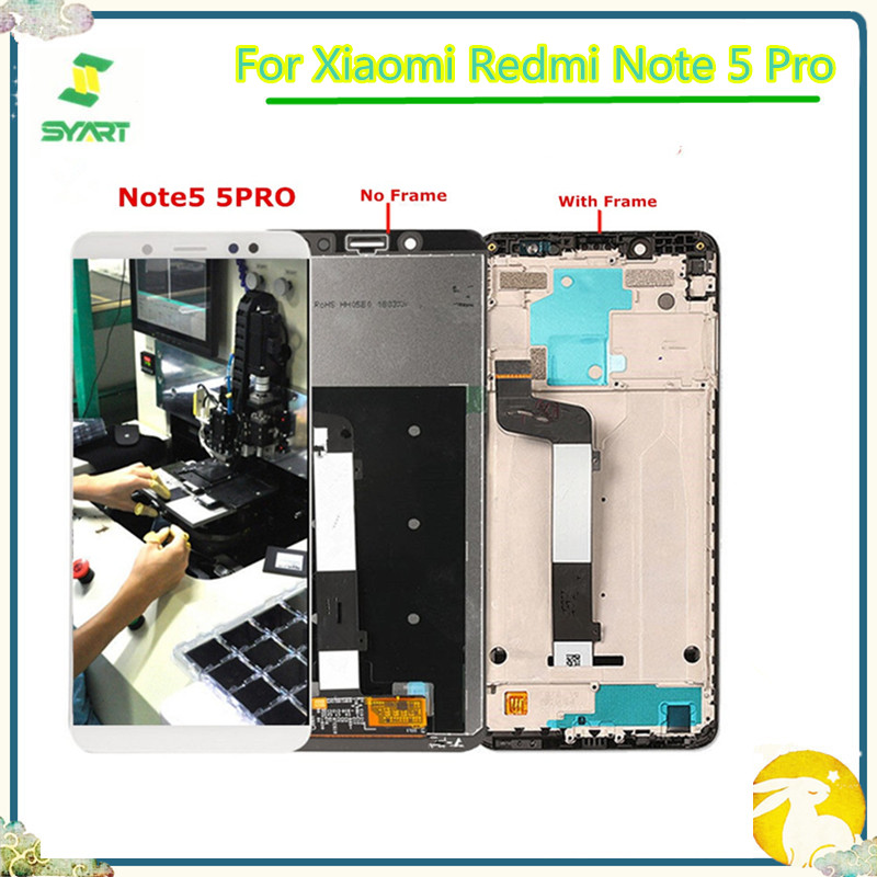 100% Test <font><b>5</b></font>,99 ''<font><b>LCD</b></font> Display Für Xiaomi Redmi Hinweis <font><b>5</b></font> Pro <font><b>LCD</b></font> Display Touchscreen Digitizer Montage Für Xiaomi redmi Note5 Pro image