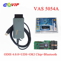 DHL Free Shipping VAS 5054A Diagnostic Tool ODIS V3 0 3 4 13 Bluetooth Support UDS
