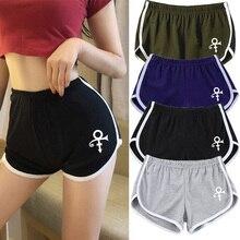 купить!  женские шорты летние повседневные спортивные шорты удобные сексуальные шорты с высокой талией