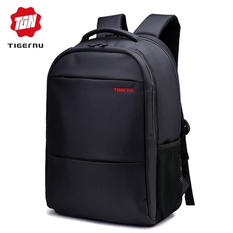 High quality Men Brand Backpack 15 6inch Laptop Backpack for Women Backpack Splashproof Nylon Schoolbag for