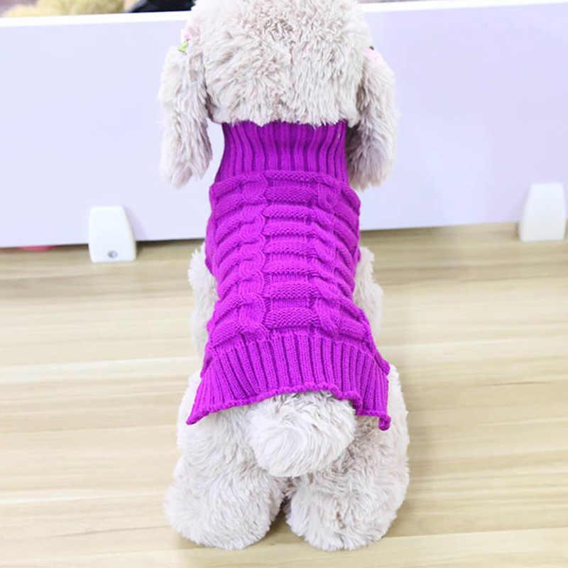 5e6a28e94 jersey perro sueter perro ropa perro pequeño otoño invierno cálido ...