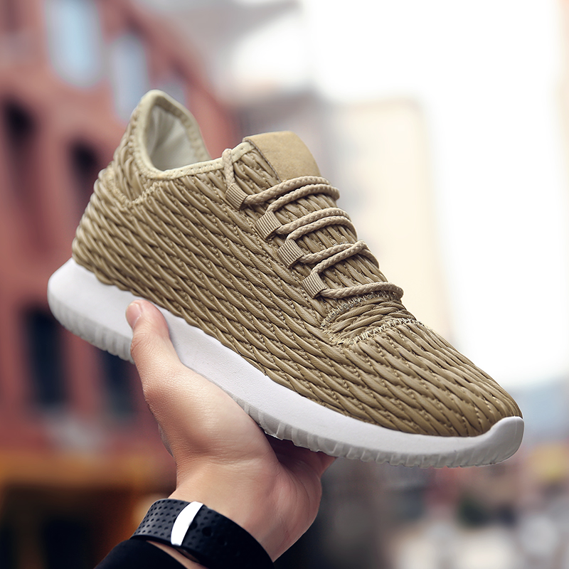 2018 New Fashion Men Casual Shoes Lace-up Comfortable Simple Style Men Shoes Fashion Soft Trendy Adult Male shoes