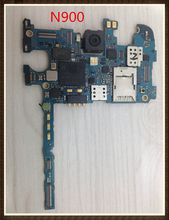Setting language~Original 32GB Motherboard For SAMSUNG NOTE 3 N900 WCDMA Mainboard Board Free Shipping