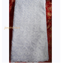 Professional High Quality Swiss Voile Laces African Lace Fabric, Big in purple JL008