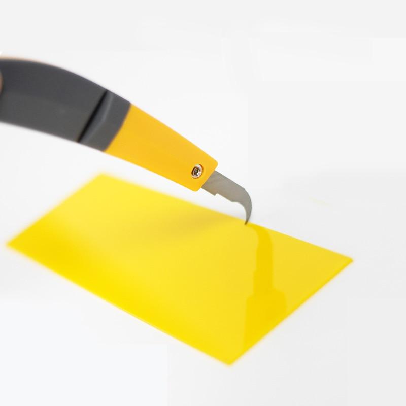 Řemeslný nůž s háčkem na nože Fuan Acrylic, řezací nůž na - Příslušenství elektrického nářadí - Fotografie 5