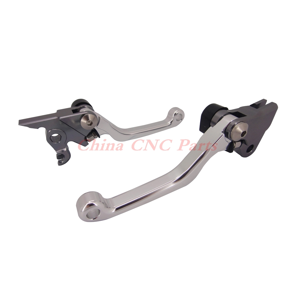NiceCNC Pivot Levers Brake Clutch For KTM 250 300 EXC 14-19 500 450 EXC 14-16