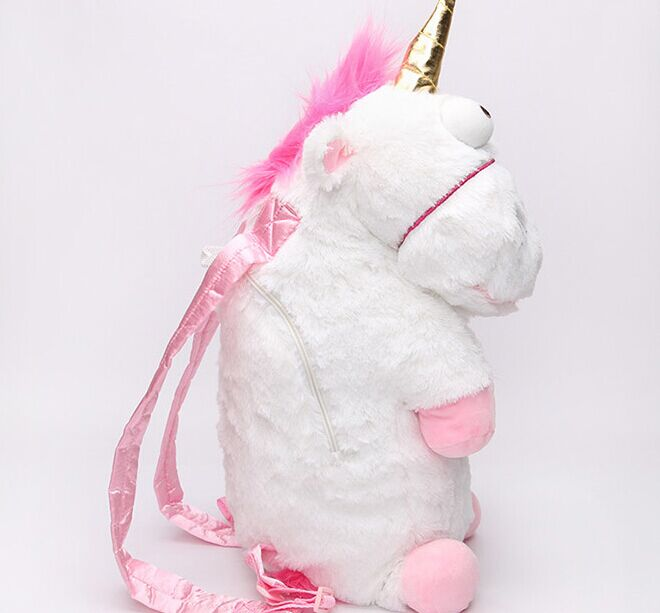 Unicorn Toys For Girls : Aliexpress buy unicorn backpack bag plush