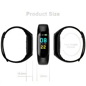 Image 4 - 2020 BINSSAW Colore schermo IP67 WaterproofFitness Braccialetto misuratore di pressione sanguigna di Ossigeno Monitor di Frequenza Cardiaca di Sport di Sport Orologi