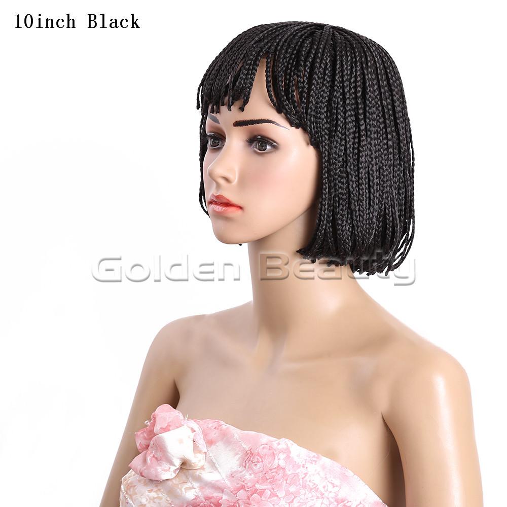 10-Black 250g #1 Box braid wig (3)