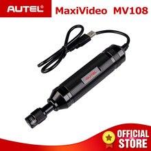 Autel MaxiVideo мм MV108 8,5 мм Цифровой инспекции камера мощный и идеально подходит для проверки большинства свечей зажигания отверстия
