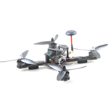 214MM Carbon Fiber QAV X FPV Racing Drone Quadcopter RTF Kit with SP Racing F3 Deluxe