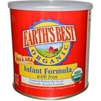 Земли best детского питания B52905 земли best органических детского питания с железной Dha и Ara 4x23,2 унц.