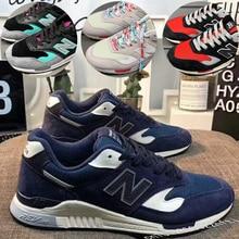 NEW BALANCE NB840 классический стиль Аутентичные мужские/женские кроссовки новые цвета дышащие кроссовки уличные размеры Eur 36-48
